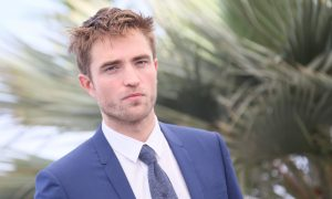 Robert Pattinson Declared 'Most Handsome Man in the World'