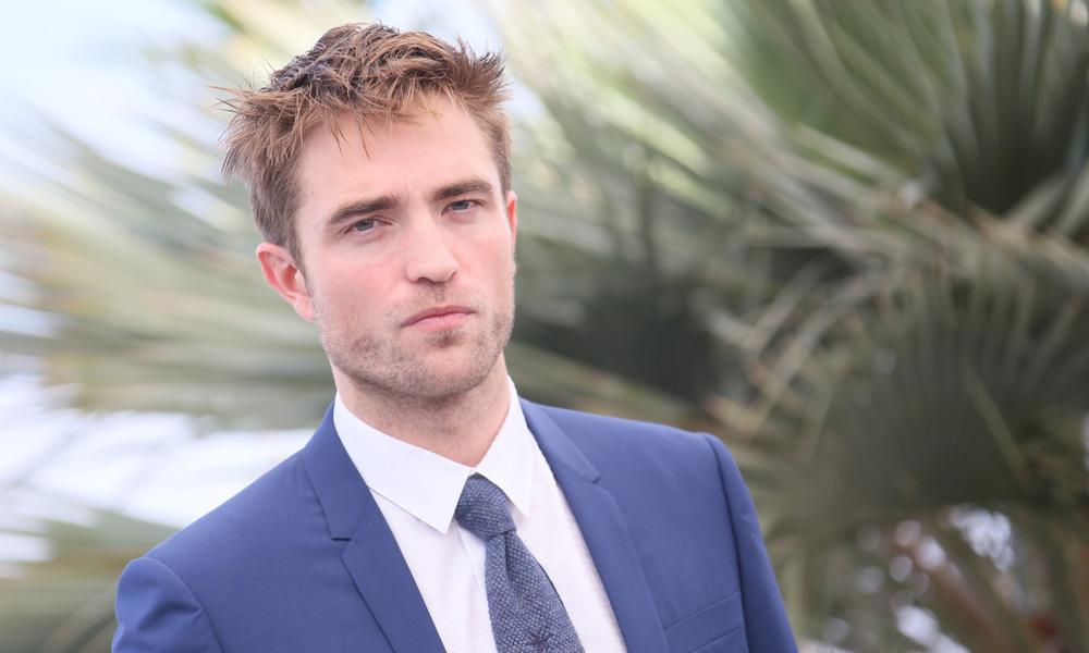 Robert Pattinson Declared 'Most Handsome Man in the World'