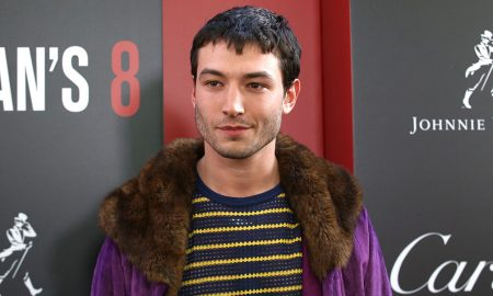 Ezra Miller Appears to Choke Woman in Video