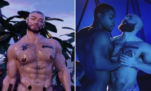 Future Erotica Francois Sagat Tom of Finland
