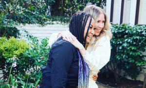 Raven Symoné Marries Miranda Maday in Intimate Backyard Ceremony