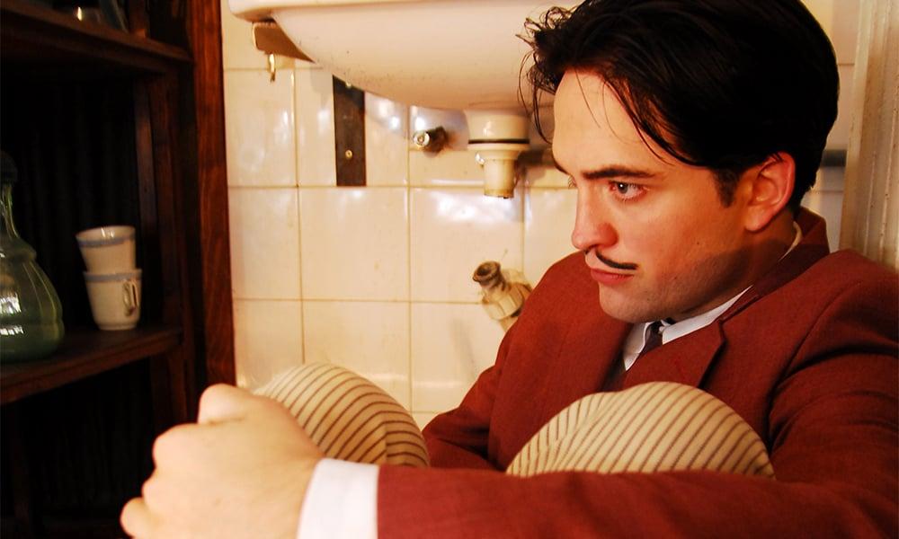 Robert Pattinson Orgasmed for Real in Salvador Dalí Biopic