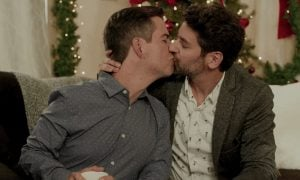 Lifetime to Feature First LGBTQ Romance in Holiday Movie