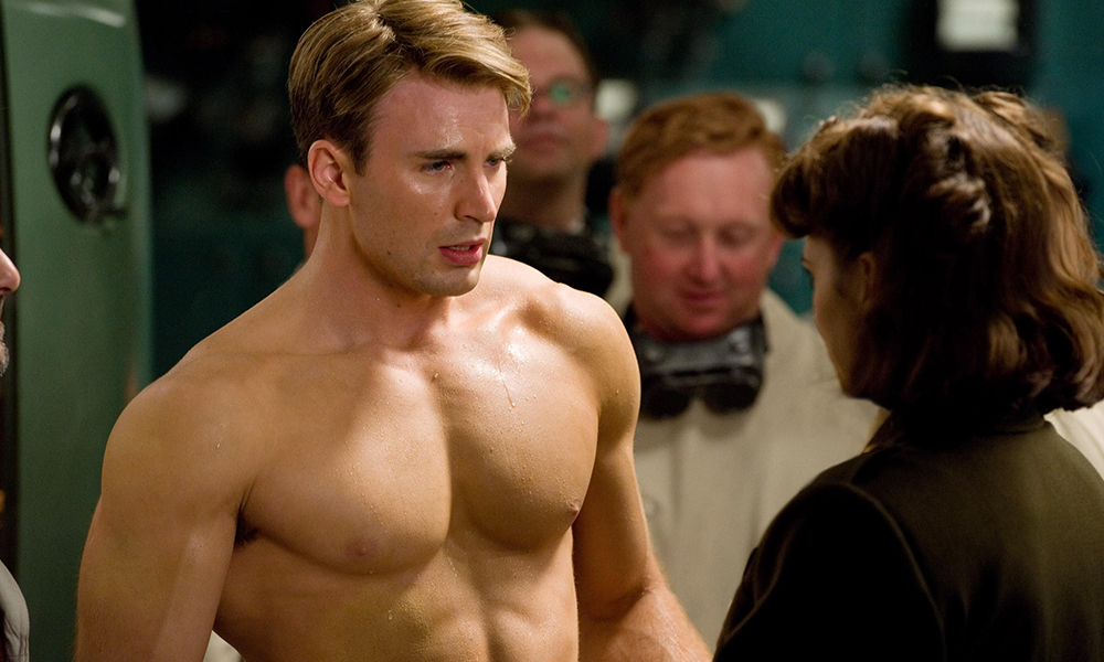 Chris Evans Just Accidentally Shared His Junk on Instagram