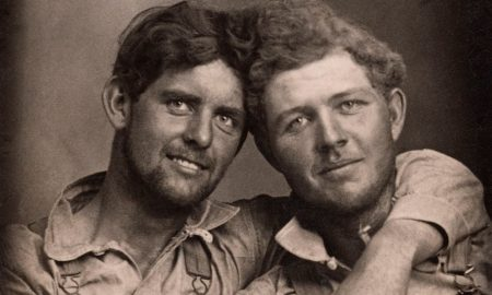 Unseen Images of Men in Love From 1845 to 1955