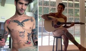 Red Alert: Tyler Posey Has Joined OnlyFans