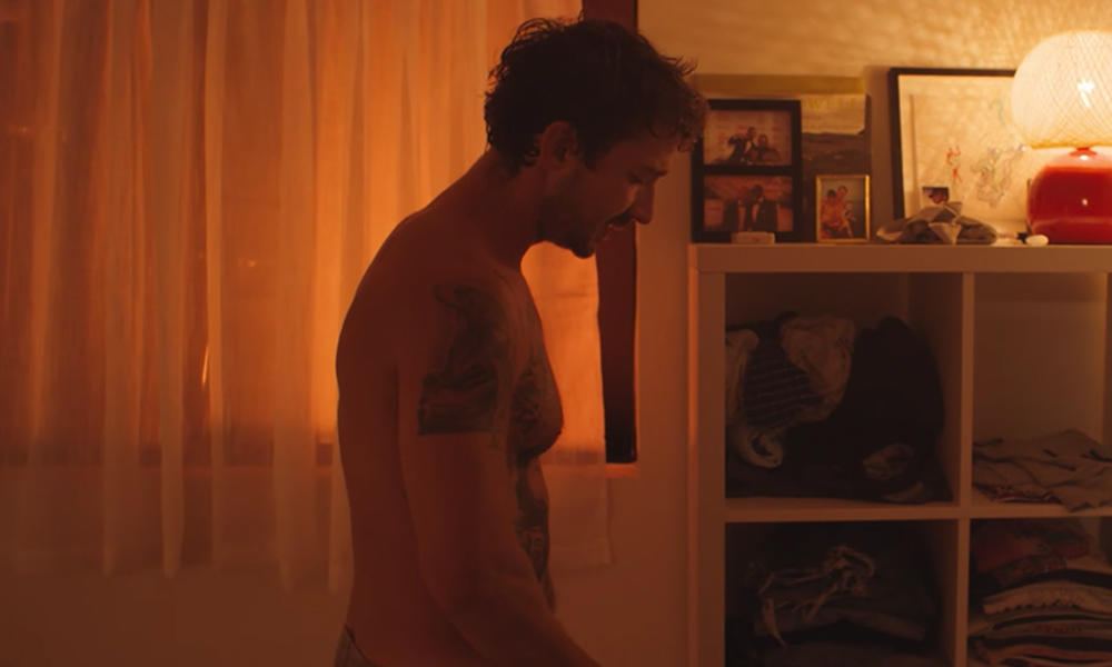 Shia LaBeouf Dances in the Buff in This Moving New Video