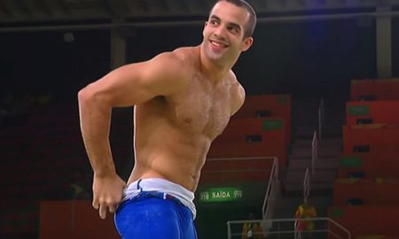Olympic Gymnast Danell Leyva's Coming Out Story is Inspiring