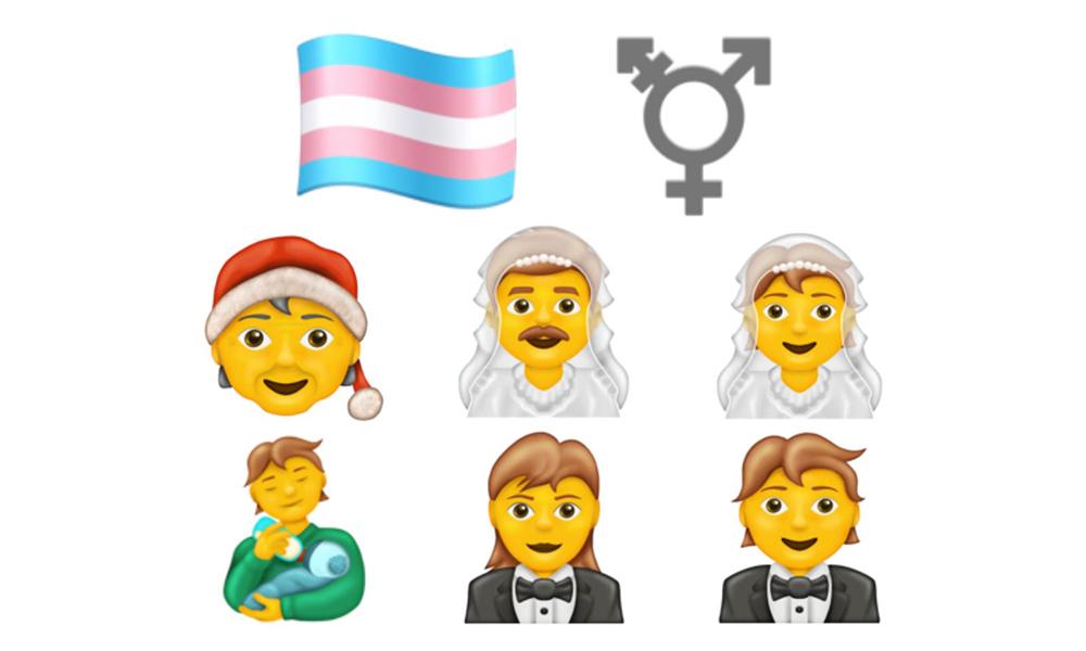 Apple Finally Drops More Inclusive LGBTQ+ Emojis