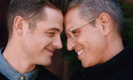 Husbands Greg Berlanti and Robbie Rogers Feature in Holiday Ad