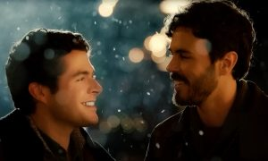 Watch the Very Gay Trailer for 'The Christmas Setup'